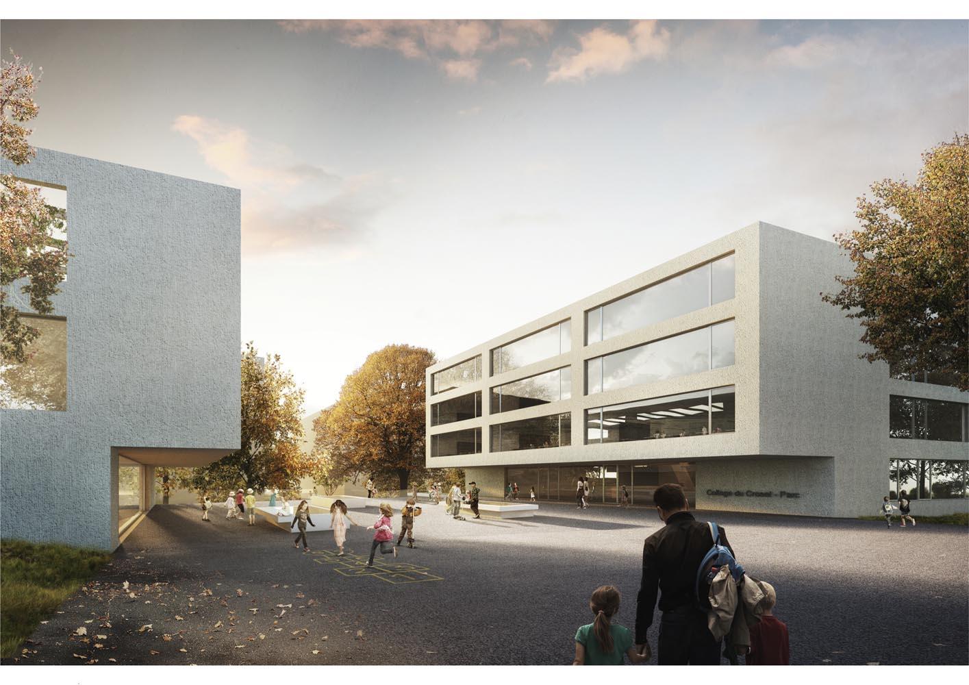 Transversal architectes lausanne architecture a deux pas for Architecte lausanne