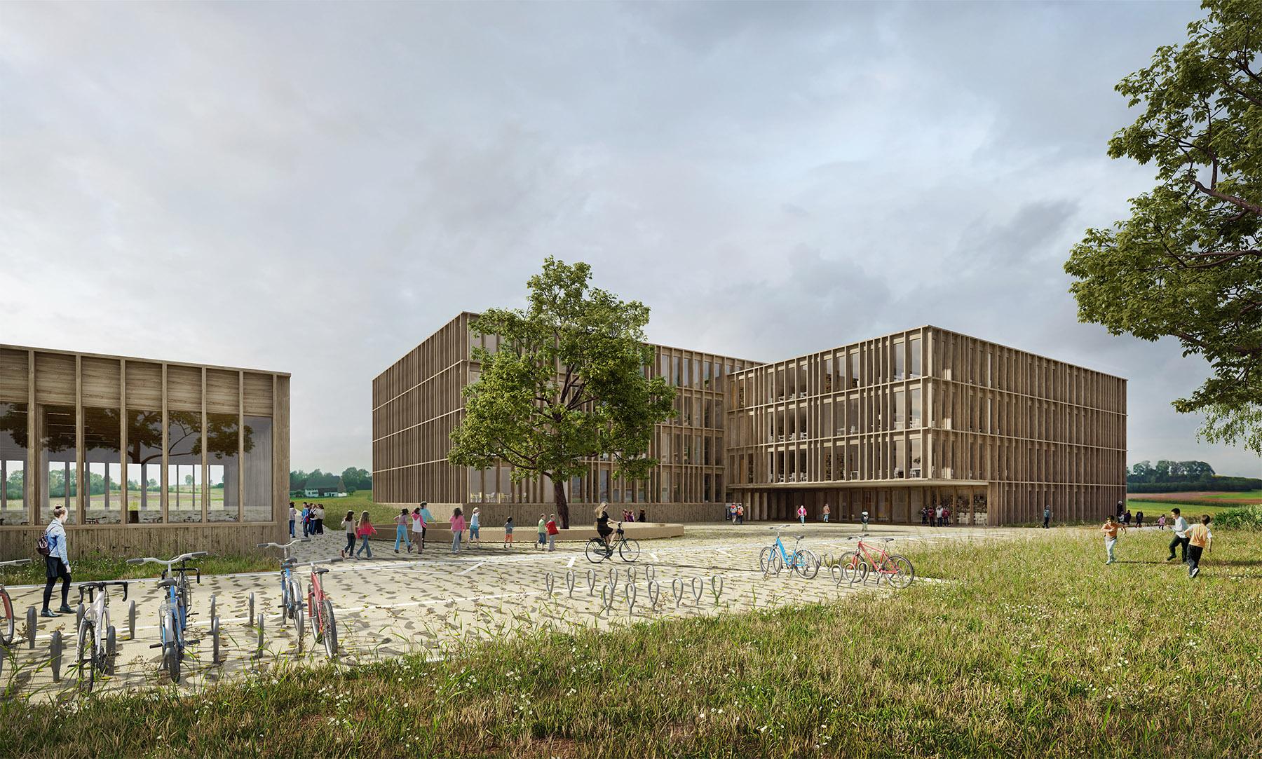 Transversal architectes lausanne architecture qg for Architecte lausanne